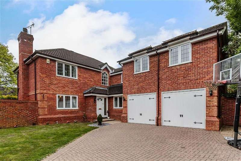 4 Bedrooms Detached House for sale in Ratcliffe Road, Stoneygate, Leicester