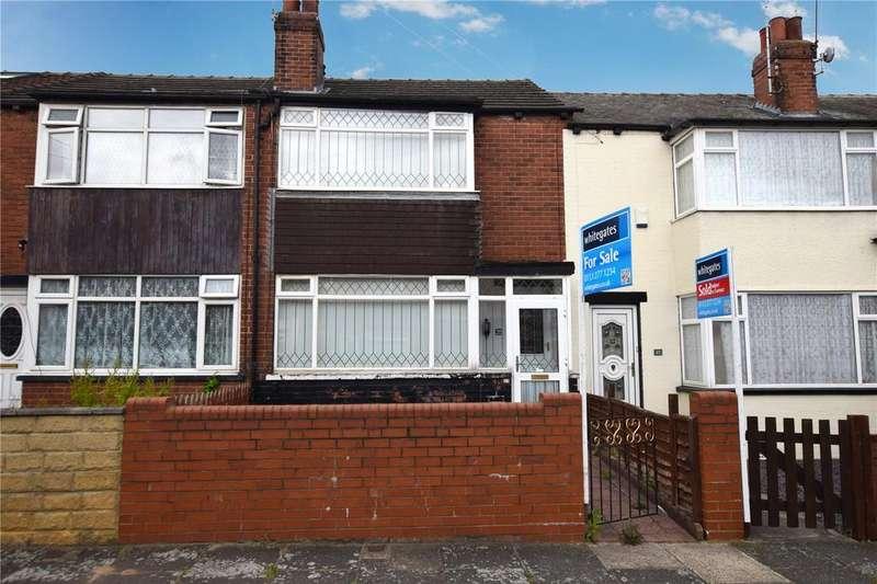3 Bedrooms Terraced House for sale in Longroyd Street North, Leeds, West Yorkshire, LS11
