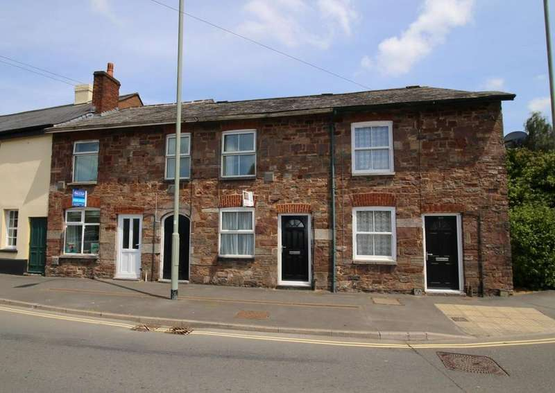 3 Bedrooms Terraced House for sale in West Exe South, Tiverton
