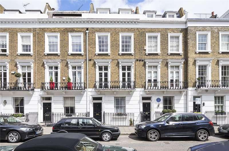 3 Bedrooms Flat for sale in Moreton Place, London, SW1V