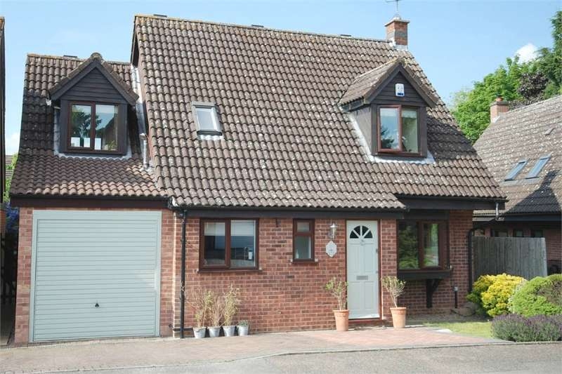 4 Bedrooms Detached House for sale in Almond Close, Barby, Nr. Rugby, Northamptonshire