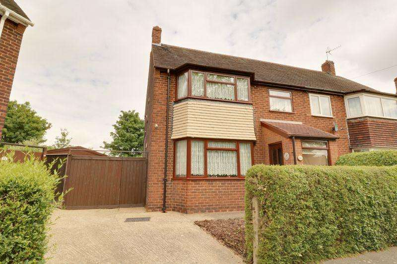 3 Bedrooms Semi Detached House for sale in Providence Crescent, Barton-Upon-Humber