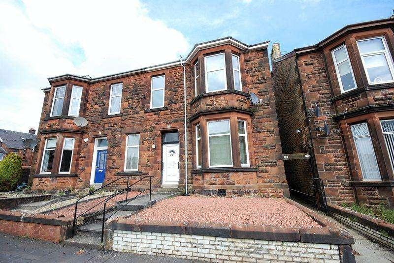 2 Bedrooms Flat for sale in 20 Arbuckle Street, Kilmarnock KA1 3AY