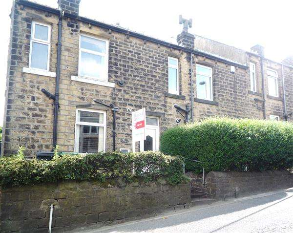 3 Bedrooms End Of Terrace House for sale in Swallow Lane, Golcar, Huddersfield