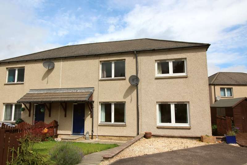 4 Bedrooms Semi Detached House for sale in Bridgehead Place, Wormit, Newport-on-tay, DD6