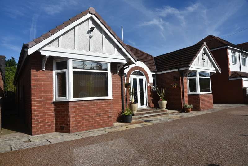 4 Bedrooms Detached Bungalow for sale in Sundial Road Offerton Stockport