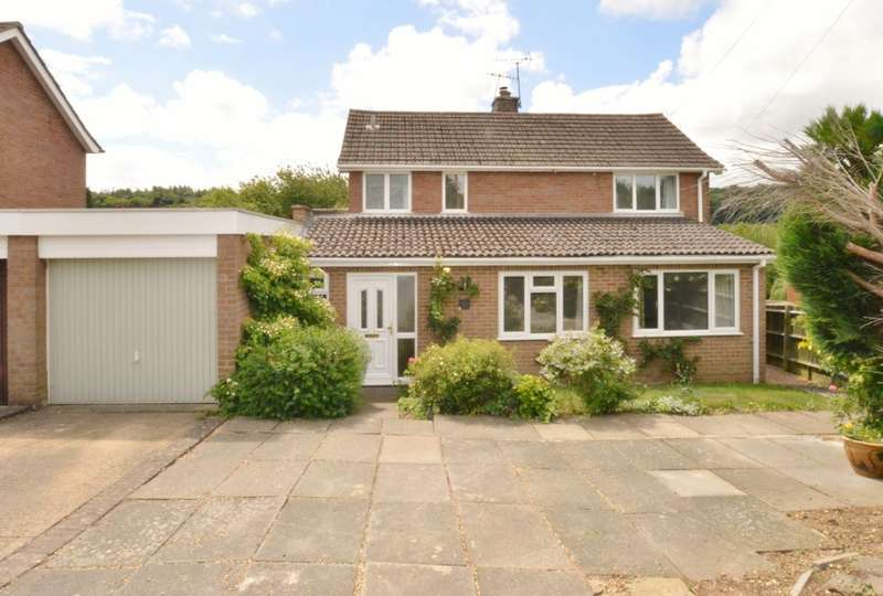 4 Bedrooms Detached House for sale in Blackhorse Avenue, Chesham, HP5