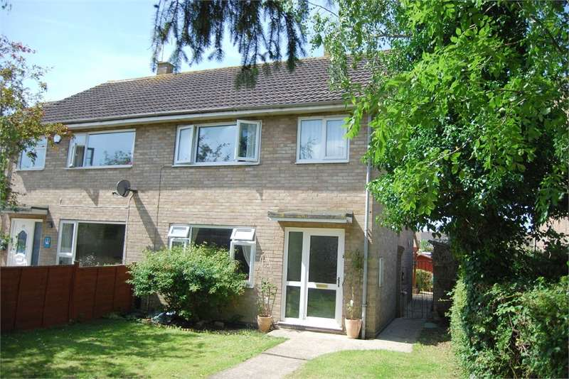 3 Bedrooms Semi Detached House for sale in Alkerton Road, Eastington, Stonehouse, Gloucestershire