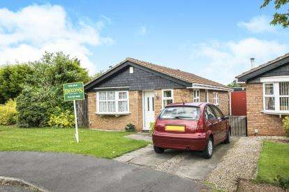 2 Bedrooms Bungalow for sale in Rose Hill Close, Castle Bromwich, Birmingham, West Midlands
