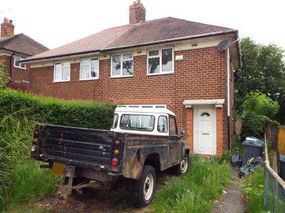 3 Bedrooms Semi Detached House for sale in Jervoise Road, Selly Oak, Birmingham, West Midlands