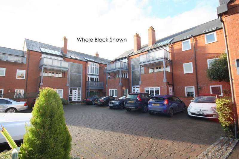 2 Bedrooms Apartment Flat for rent in Mansell Street, Stratford Upon Avon, CV37