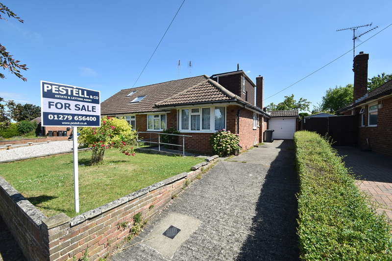 3 Bedrooms Chalet House for sale in Cannons Close, Bishop's Stortford