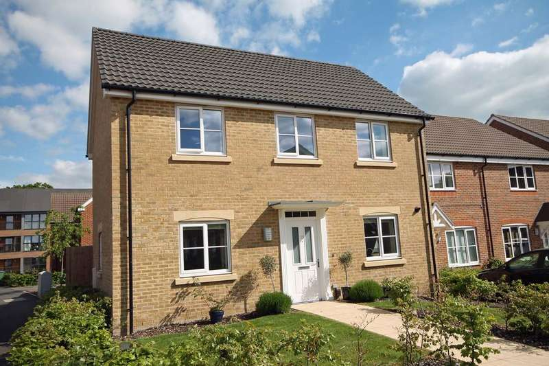 3 Bedrooms Detached House for sale in Jellicoe Drive, Sarisbury Green SO31