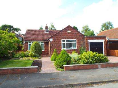 2 Bedrooms Bungalow for sale in Parkgate, Knutsford, Cheshire