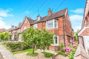 3 Bedrooms End Of Terrace House for sale in High Street, Barcombe, Lewes, East Sussex