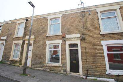 2 Bedrooms Terraced House for sale in Infirmary Street, Infirmary, Blackburn, Lancashire, BB2
