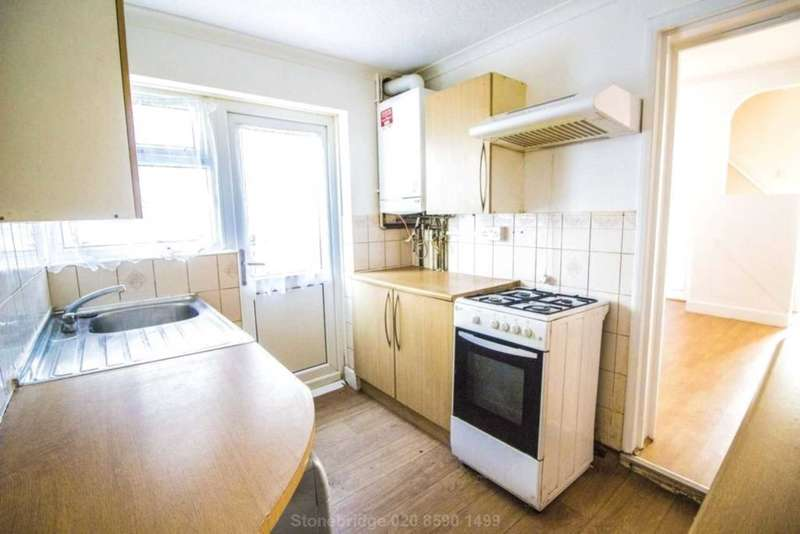 3 Bedrooms Terraced House for sale in Nine Acres Close, Manor Park E12