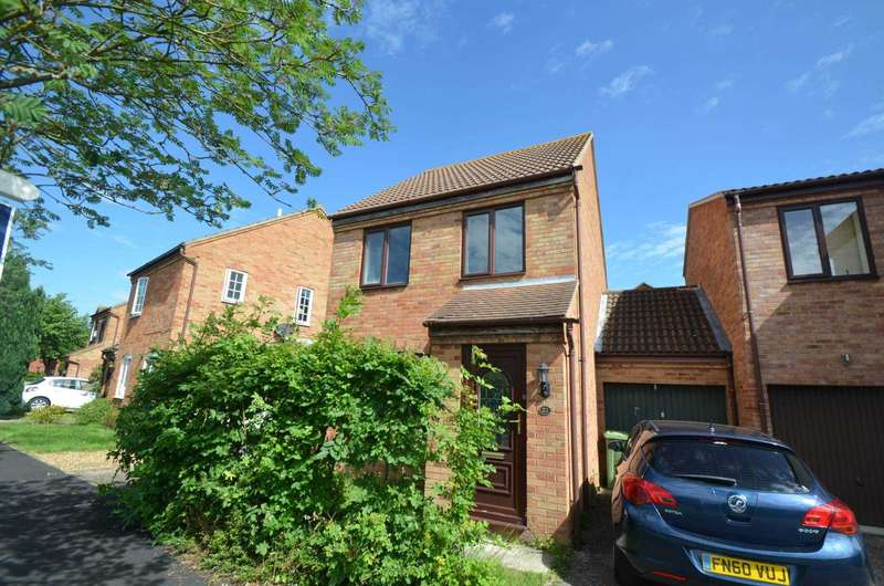 3 Bedrooms Link Detached House for sale in Giffard Park