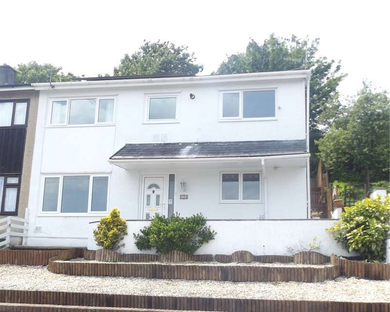 4 Bedrooms Semi Detached House for sale in Coed Yr Haf, Ystrad Mynach, Hengoed
