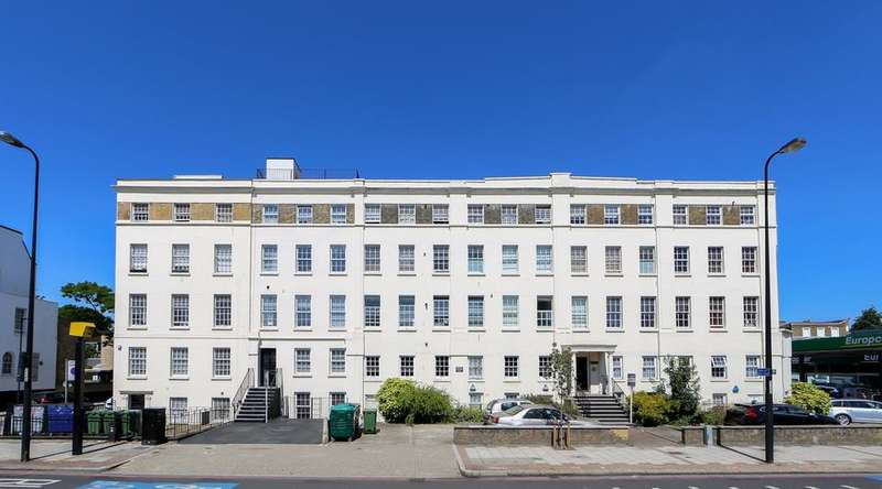 3 Bedrooms Flat for sale in Clapham Road, London SW9