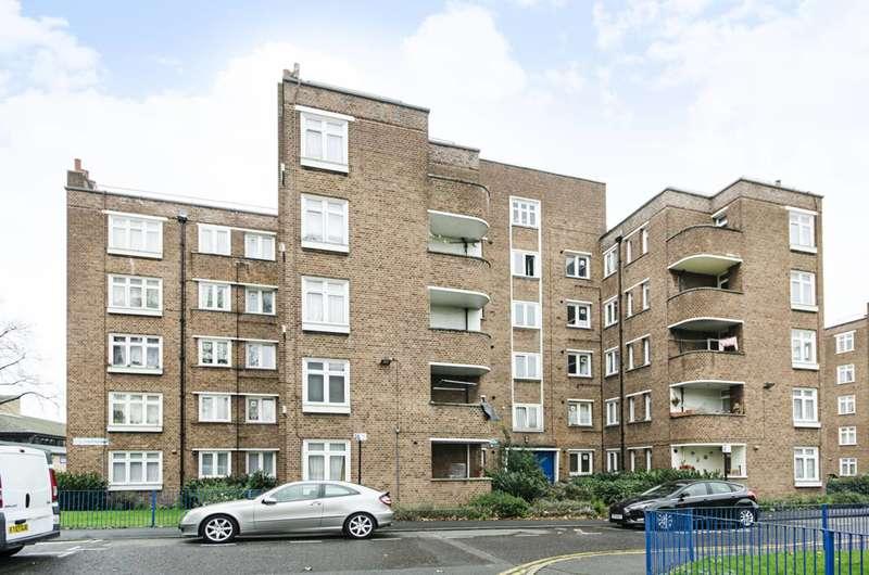 2 Bedrooms Flat for sale in Banister House, Homerton, E9