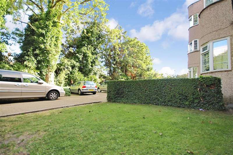 2 Bedrooms Ground Flat for sale in Sutton Common Road, Sutton, Surrey
