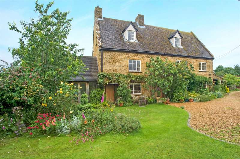 5 Bedrooms House for sale in The Lane, Hempton, Banbury, Oxfordshire, OX15