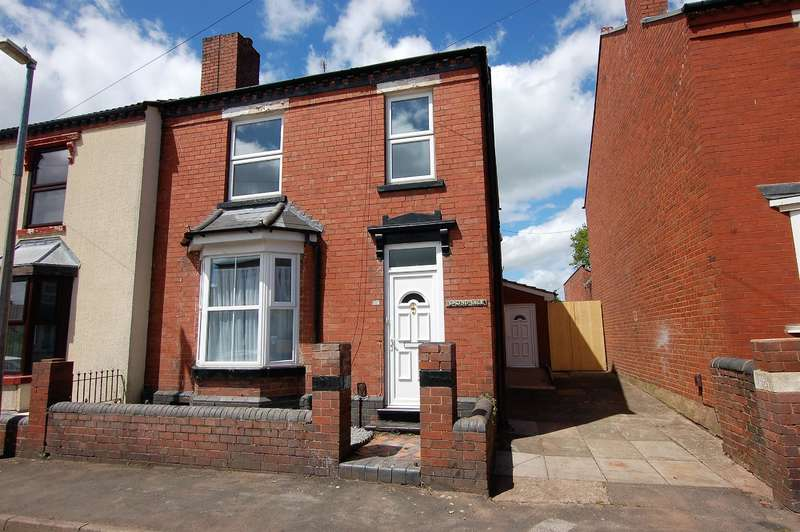 3 Bedrooms Semi Detached House for sale in New Street, Wordsley, DY8 5RY