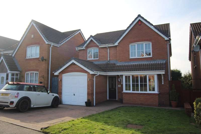 3 Bedrooms Detached House for sale in View Point, Tividale, West Midlands, B69