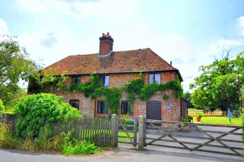 4 Bedrooms Cottage House for sale in Kent Cottage, Harbridge, Ringwood, BH24 3PY