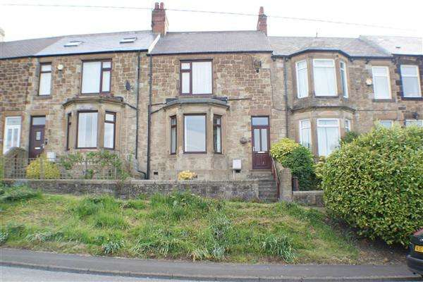 2 Bedrooms Terraced House for sale in Durham Road, Leadgate, Consett