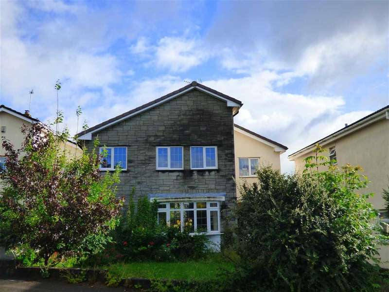 4 Bedrooms Detached House for sale in St Kingsmark Avenue, The Danes, Chepstow