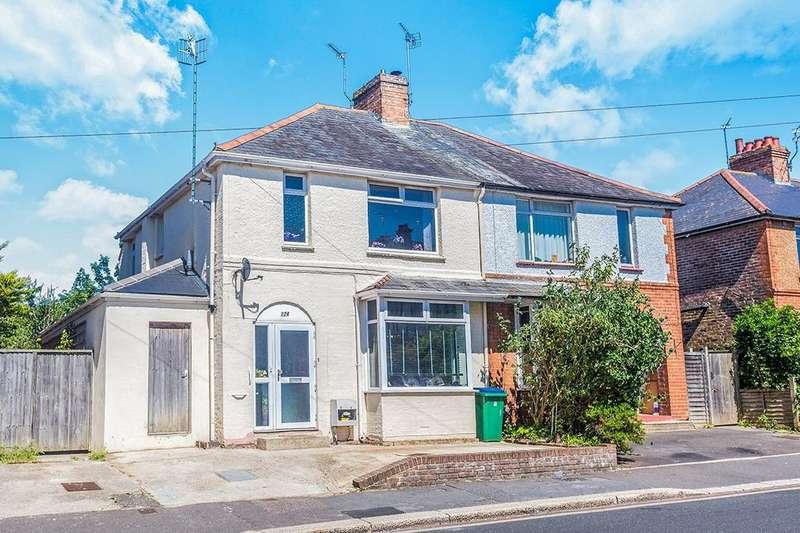3 Bedrooms Semi Detached House for sale in Linden Road, Bognor Regis, PO21