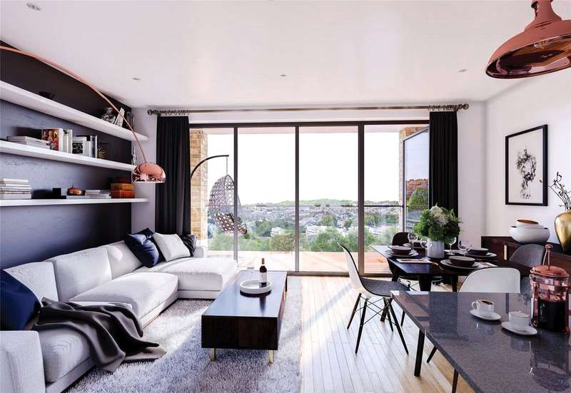 2 Bedrooms Flat for sale in Wellington Quarter, Wellington Street, Woolwich, SE18
