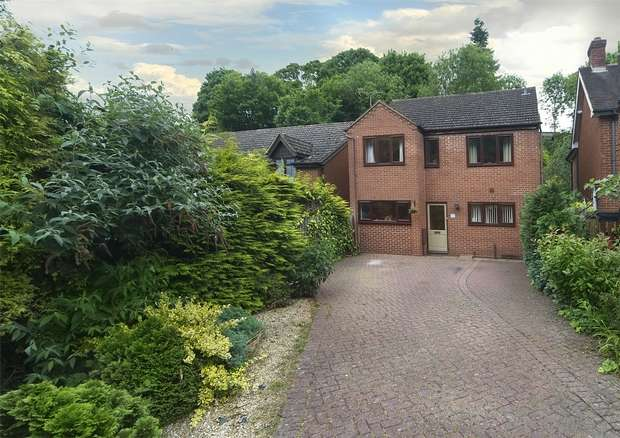 3 Bedrooms Detached House for sale in Stourbridge Road, BRIDGNORTH, Shropshire