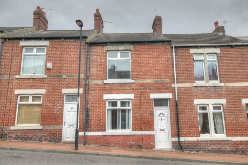 2 Bedrooms Property for sale in Woodburn Street, Lemington, Newcastle Upon Tyne, NE15