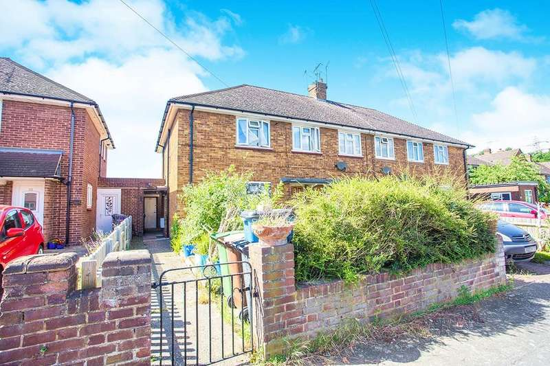 2 Bedrooms Flat for sale in Highwood Avenue, Bushey, WD23