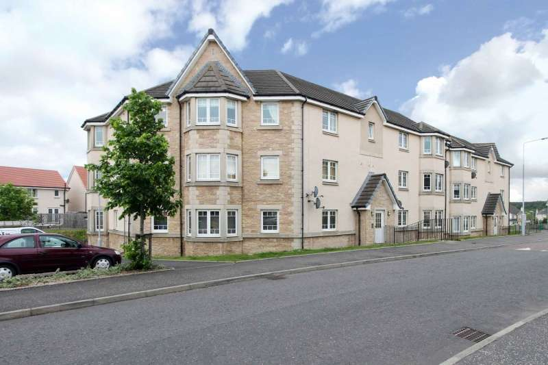 1 Bedroom Flat for sale in Osprey Crescent, Dunfermline, Fife, KY11 8JP