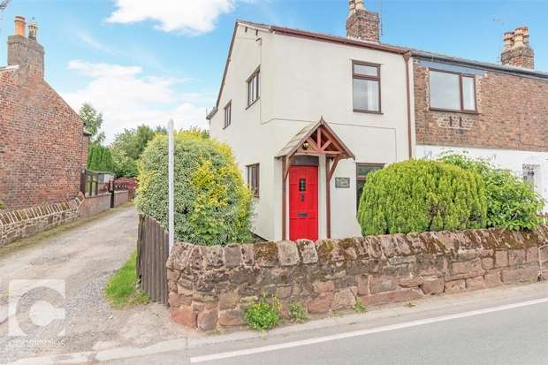 2 Bedrooms Cottage House for sale in Hadlow Terrace, Hadlow Road, Willaston, Cheshire