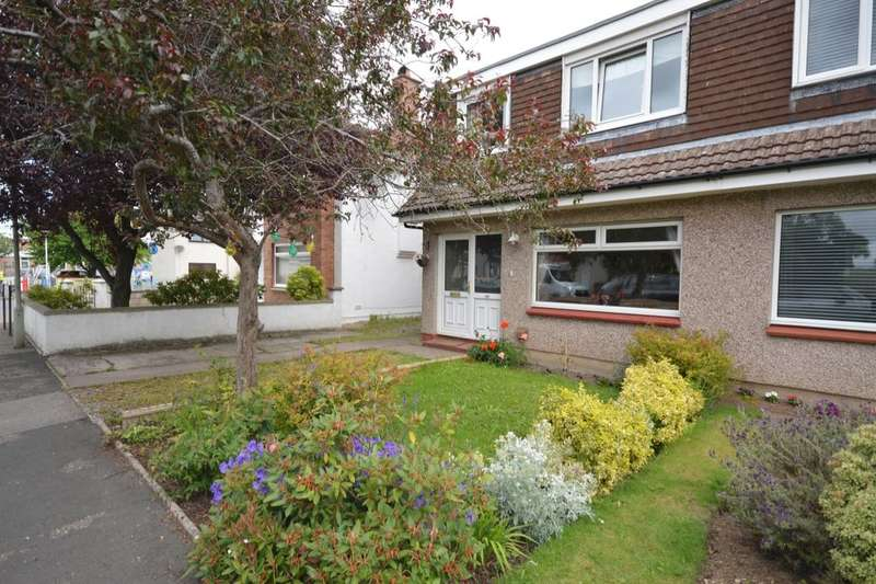 4 Bedrooms Semi Detached House for sale in Drumossie Avenue, Inverness, IV2
