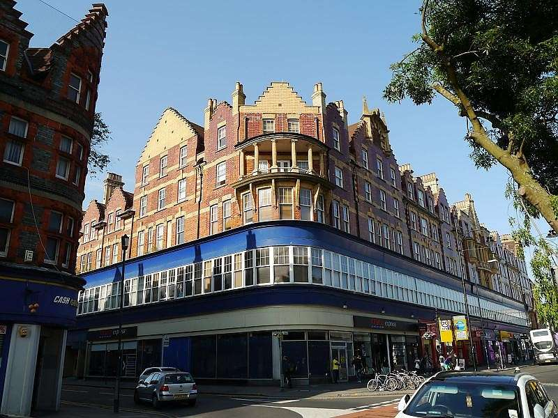 1 Bedroom Flat for sale in Oxford House, Cheapside, Reading, RG1