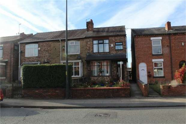 3 Bedrooms End Of Terrace House for sale in Warrington Road, Wigan, Lancashire