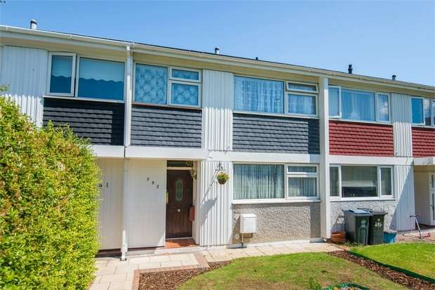 3 Bedrooms Terraced House for sale in Monks Walk, Buntingford, Hertfordshire