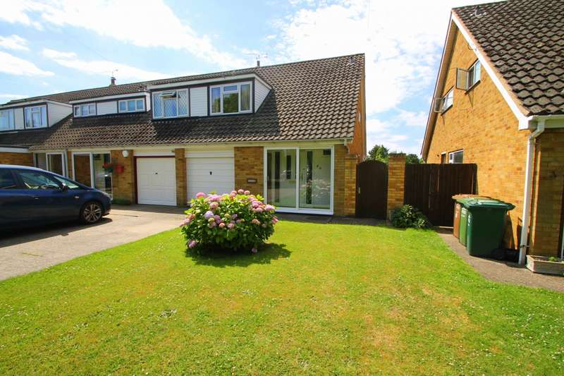 3 Bedrooms End Of Terrace House for sale in Anglesey Close, Ashford, TW15
