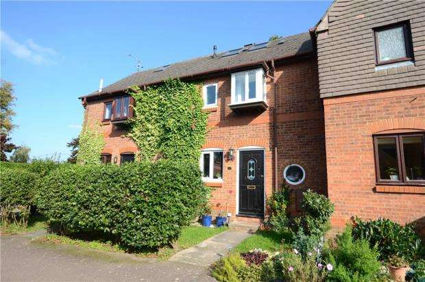 3 Bedrooms Terraced House for sale in Simkins Close, Winkfield Row, Berkshire