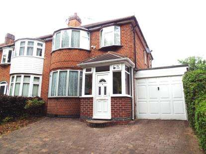3 Bedrooms Semi Detached House for sale in Garland Crescent, Leicester, Leicestershire, England