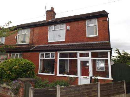 3 Bedrooms House for sale in Brocklebank Road, Manchester, Greater Manchester, Uk