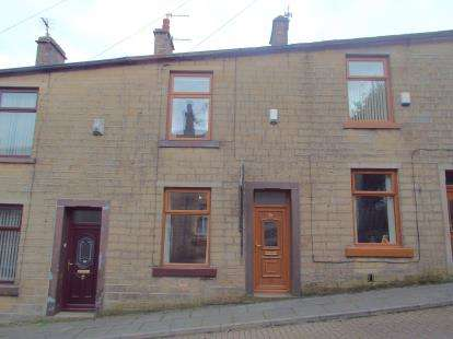 2 Bedrooms Terraced House for sale in Edward Street, Bacup, Rossendale, Lancashire, OL13