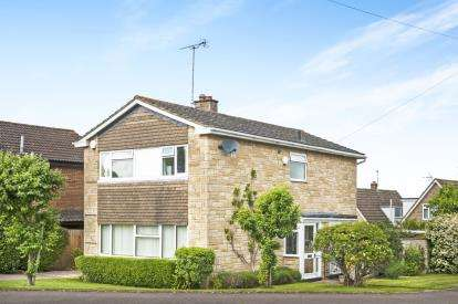 4 Bedrooms Detached House for sale in Oldbury Orchard, Churchdown, Gloucester, Gloucestershire