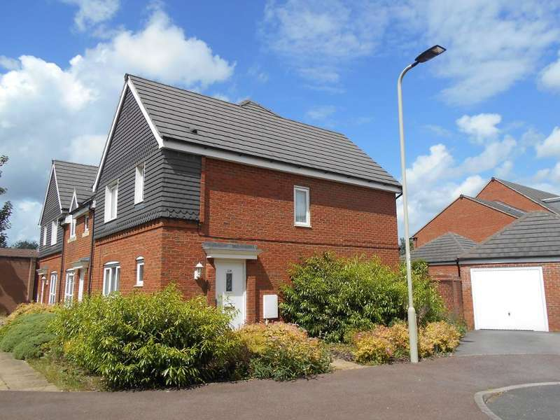 3 Bedrooms End Of Terrace House for sale in Crowe Road, Bedford, MK40 4FQ